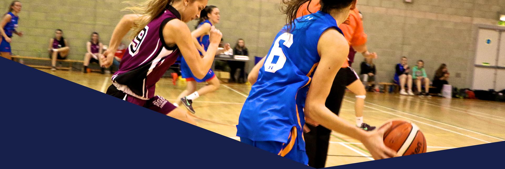 Basketball – Scottish Student Sport