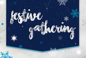 Festive Gathering Website Home Tab