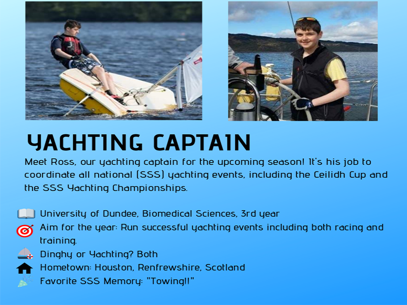 Yachting Captain